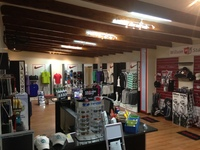 Golf Shop ready